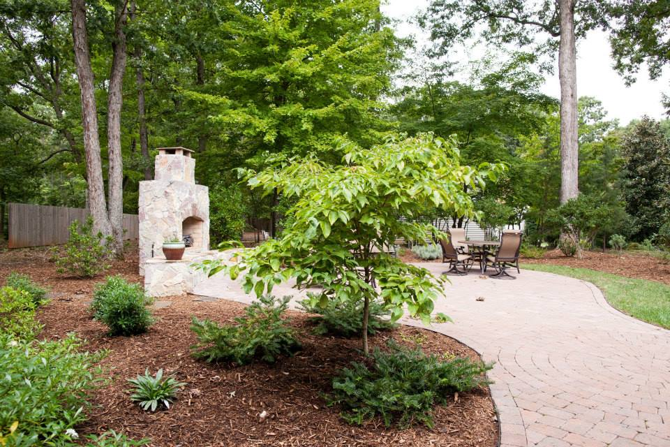 North hills project 2 for Landscape design raleigh