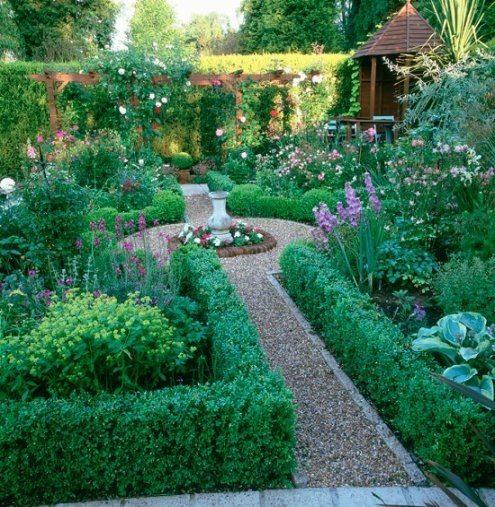 Garden Path Landscaping Garden Inspiration