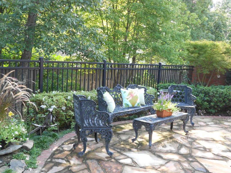 Raleigh Landscaping, Raleigh Landscape Contractors, Raleigh Garden Designers, Garden Design, Raleigh Landscapers, Landscaping, Curb Appeal, Increasing Property Value, Property Value, Landscaping Curb Appeal, Spring, Small Space Gardens, Courtyard Gardens, Small Space Garden Design