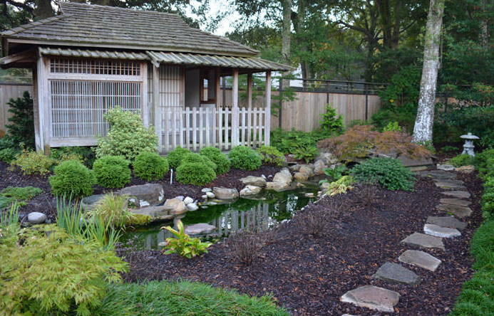 Theme Garden Series Japanese Gardens Designscapes Of Nc Ltd