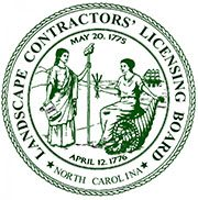 NC Landscaping Contractor's Board